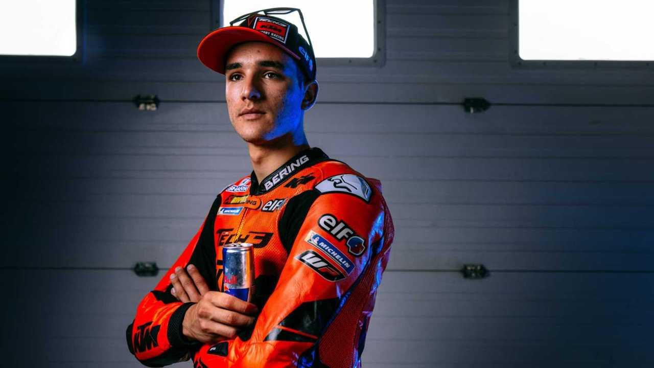 MotoGP KTM Tech 3 Iker Lecuona