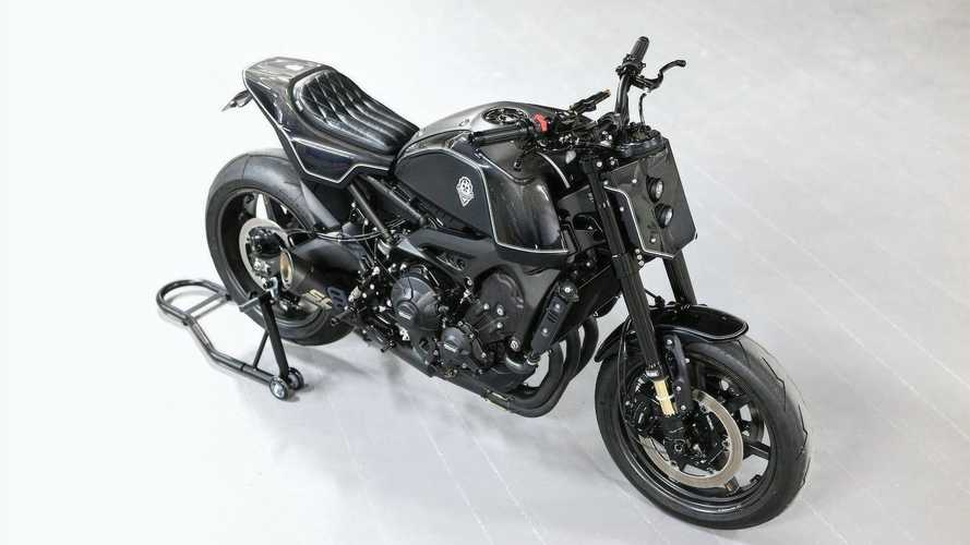 Rough Crafts x Yamaha XSR900 Faster Track Bolt-On Kit