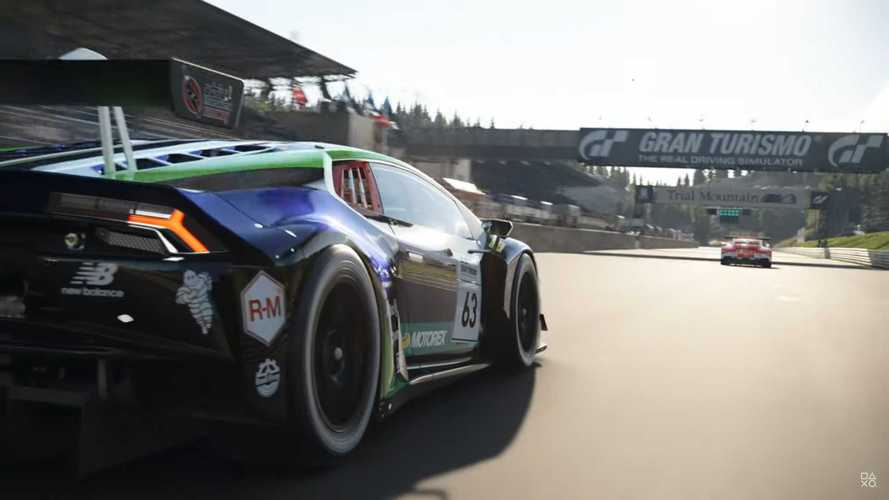 Gran Turismo 7'den yeni bir fragman geldi