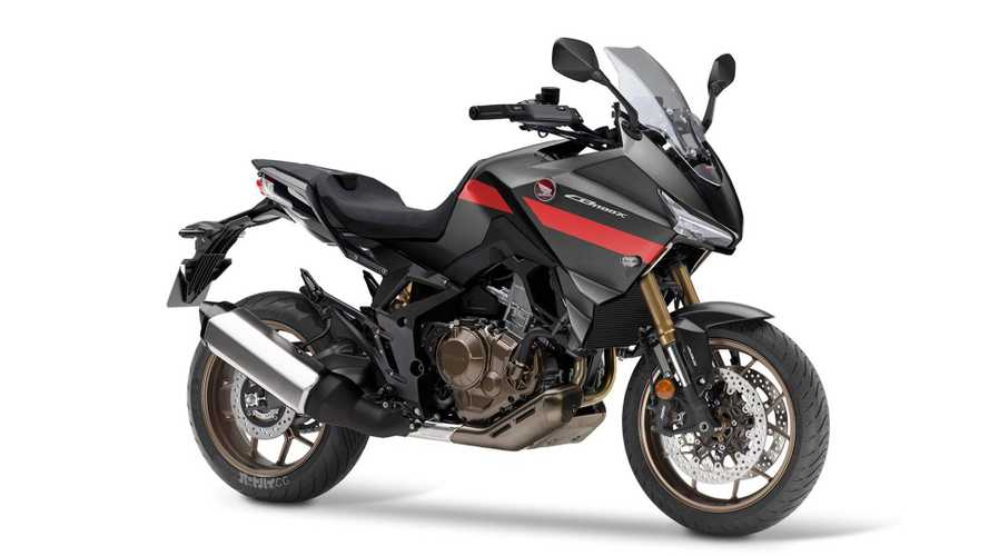 New Details On Honda NT1100 Fuel Rumors Of Potential 2022 Release