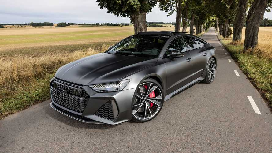 This Fully Loaded Audi RS7 Sportback Costs Almost $235,000