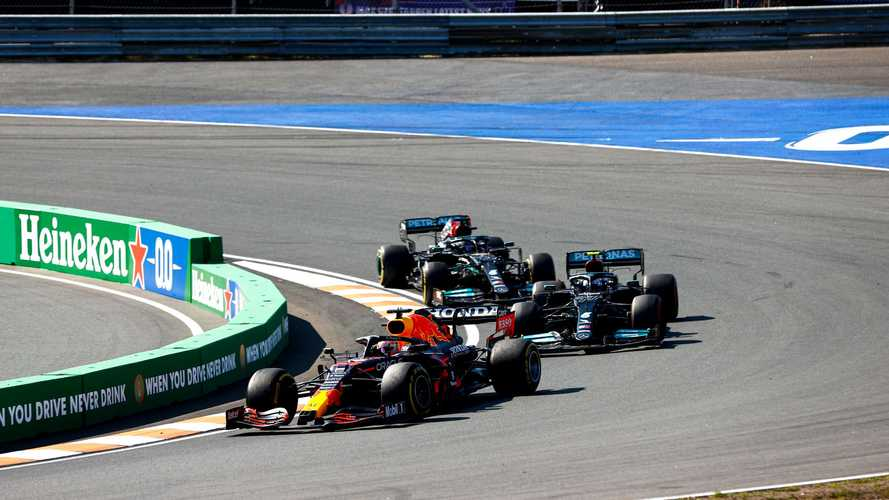 F1 gap between Red Bull and Mercedes 0.1s right now – Horner