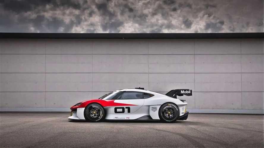Porsche Jelaskan Konsep Mission R: Kekuatan Inovatif di Trek