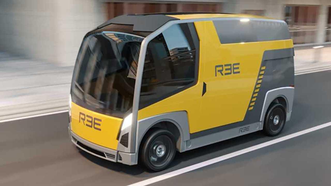 Ree: Lieferwagen und Shuttle sollen ab 2023 produziert werden