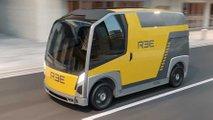 Ree: Lieferwagen und Shuttle sollen 2023 starten