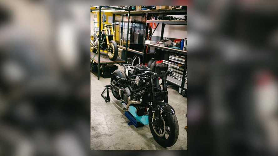 Workhorse Speed Shop - Custom Indian FTR Black Swan and FTR AMA Builds