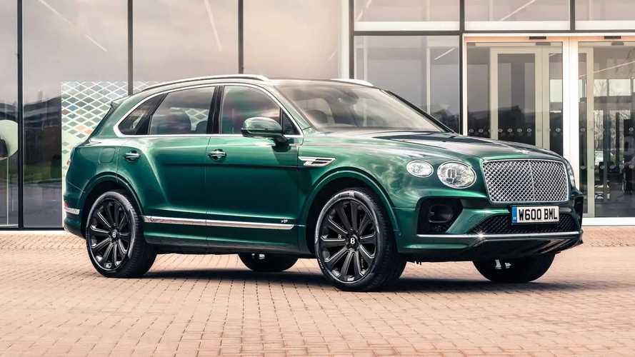Bentley Bentayga's New Carbon Fiber Wheels Took Five Years To Develop