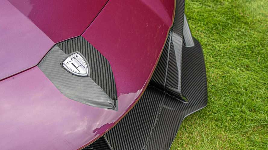 Huber Era: un tributo para despedir al Lamborghini Aventador