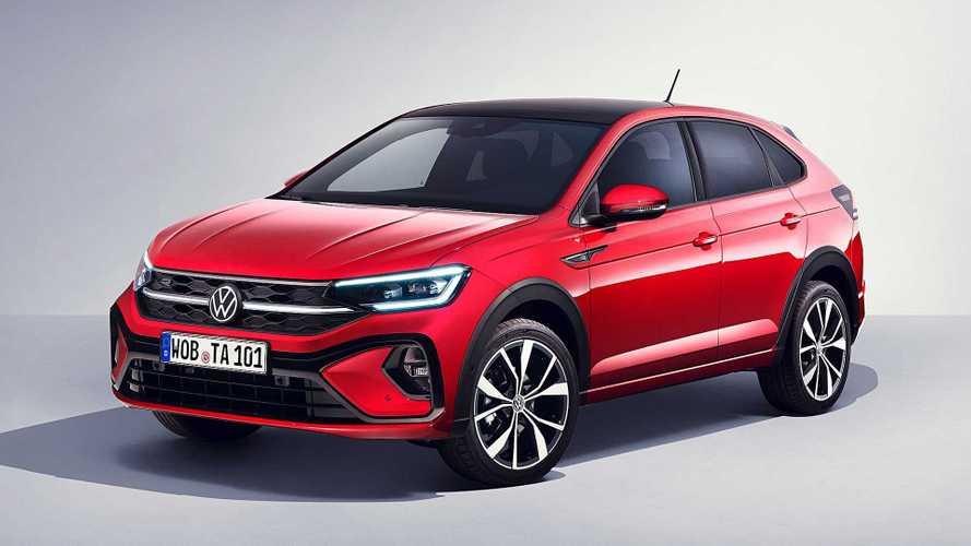 2022 VW Taigo Revealed As Small Crossover Aspiring To Be A Coupe
