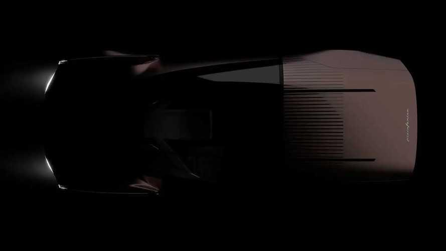 Pininfarina Teases Top Of Odd Vehicle With Weird Shape