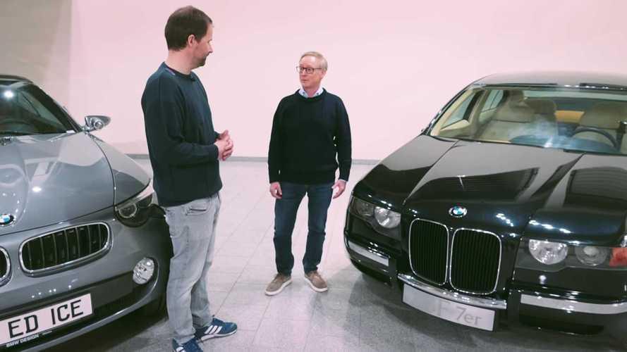 Conceitos da BMW anteciparam a atual grade enorme da marca