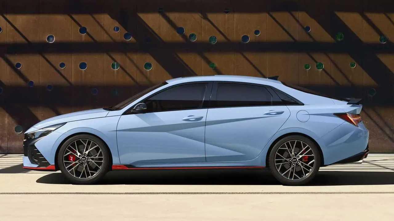 Hyundai Elantra N coming to America next month