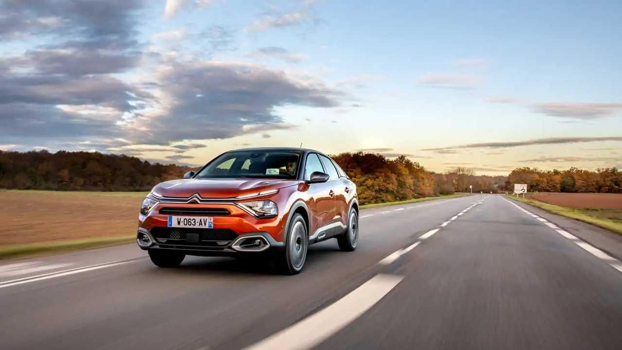Prueba Citroën C4 PureTech 155 EAT8 2021