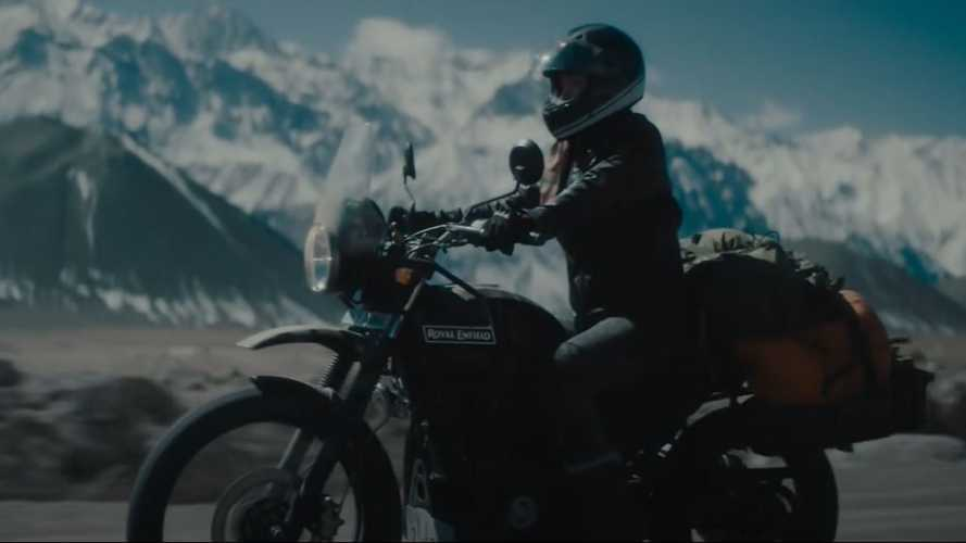 """Royal Enfield Releases Short Film """"Home"""" Starring The Himalayan"""