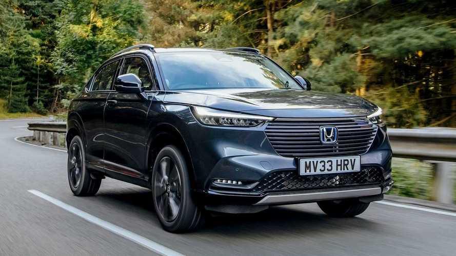 Prix Honda HR-V e:HEV (2021) - À partir de 31 520 euros