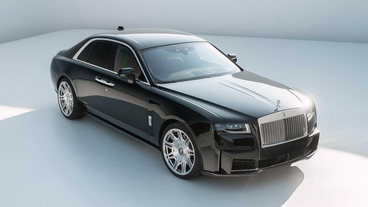 Spofec Rolls-Royce Ghost Front Quarter