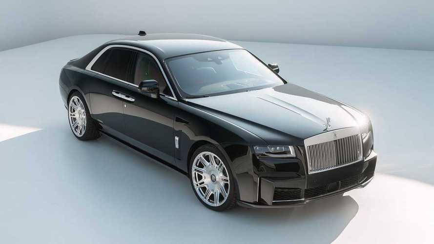 Dieser Rolls-Royce Ghost von Spofec hat jetzt 685 PS