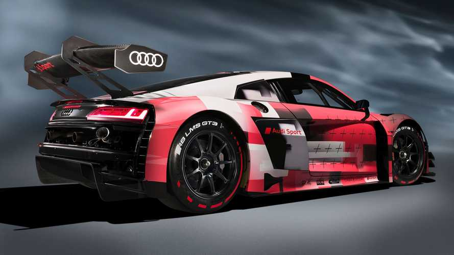Audi R8 LMS GT3 Evo II 2022