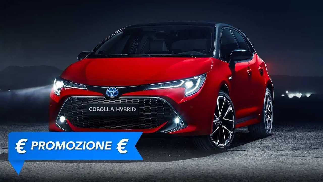 Promozione Toyota Corolla Hybrid