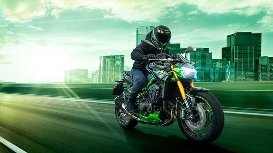 Até 2025, Kawasaki já terá motos elétricas e híbridas