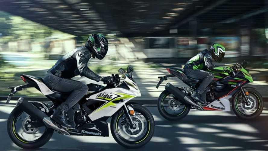 Kawasaki Gives The Ninja And Z125 A Much-Needed Refresh