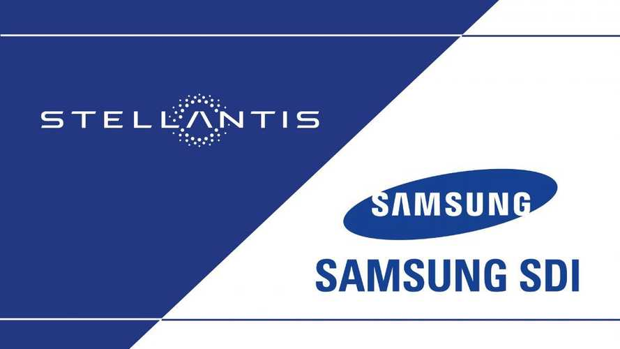 Stellantis And Samsung SDI Announce Battery Joint Venture In NA