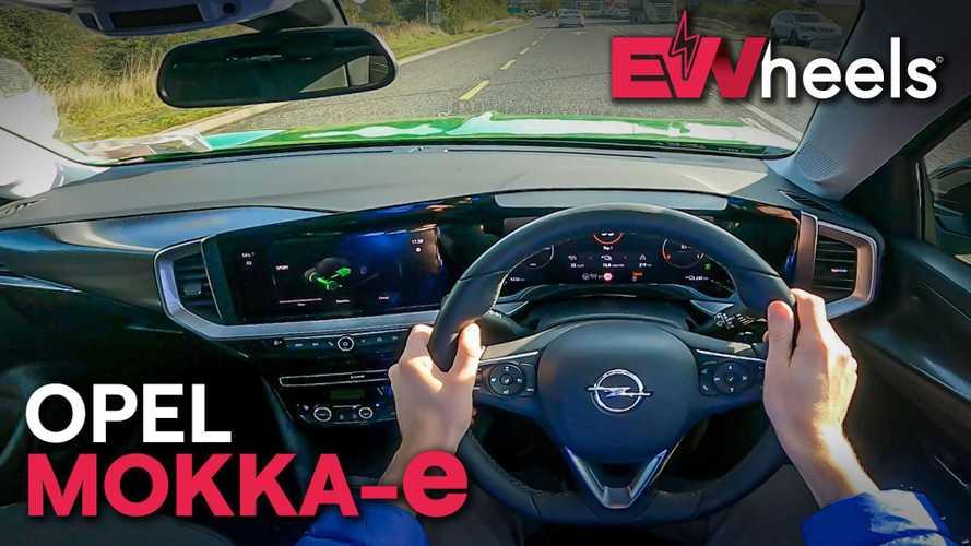 Opel Mokka-e PoV Drive: Big City Life For This Electric SUV