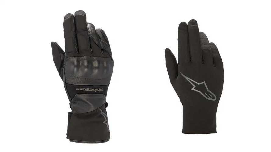 Alpinestars Presents Versatile Range 2-In-1 Gore-Tex Gloves