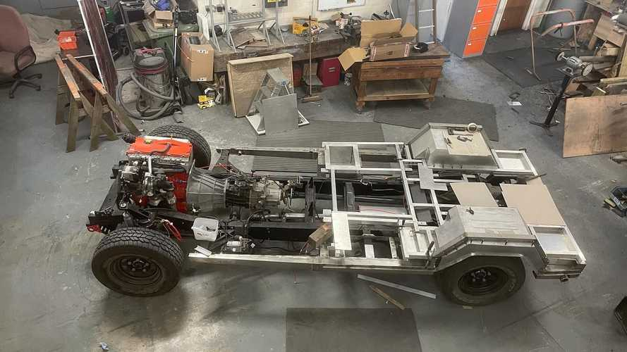 Duckworth Aerover Land Rover Defender Overlander