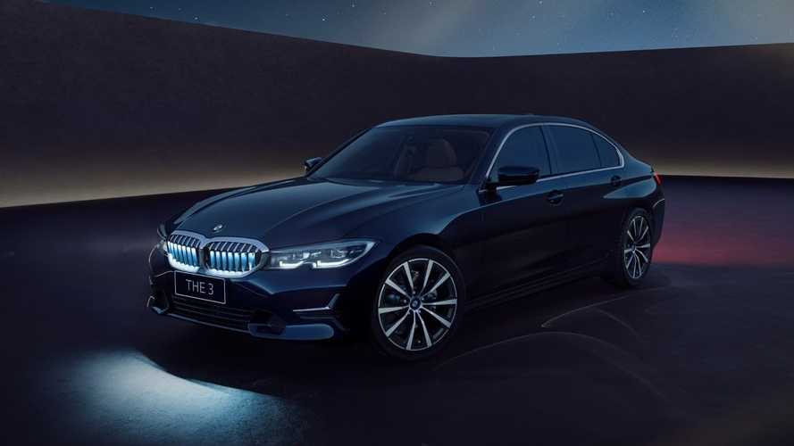 BMW 3 Series Gran Limousine Iconic Edition Gets A Lit Grille