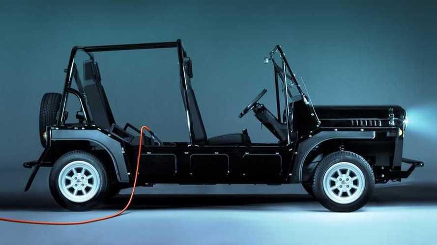 El Mini Moke moderno revive, pero en versión 100% eléctrica