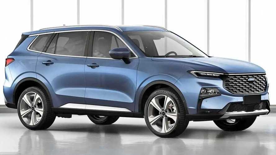 Ford lança SUV Equator Sport como possível sucessor do Territory