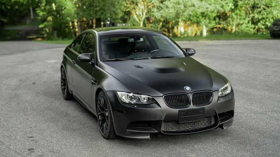 Egy jövőbeli gyűjtő BMW-t keres? Ez a különleges E92 M3-as ideális választás lehet