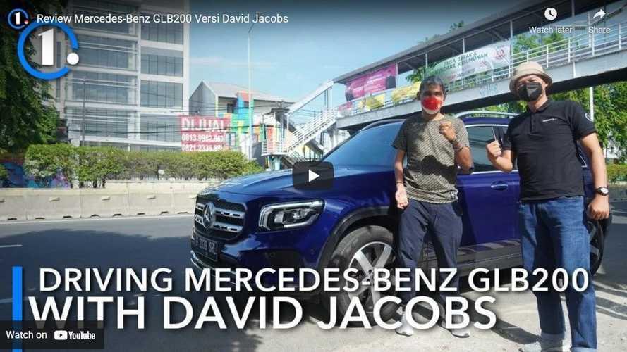 Test Drive Mercedes-Benz GLB 200 bareng David Jacobs