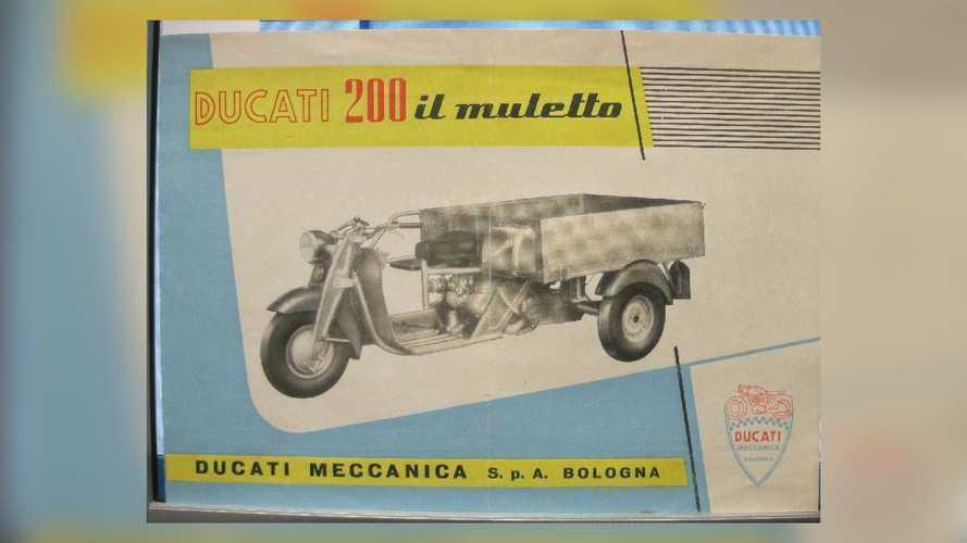 Ducati Fattorino and Il Muletto