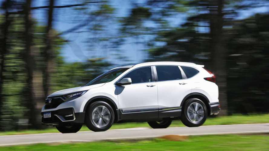 Teste Honda CR-V Touring 2021: conforto e segurança tem seu preço