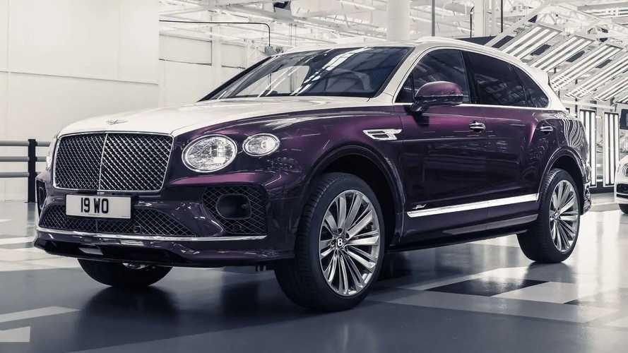 Bentley Bikin Enam Unit SUV Bentayga Spesial Bertema Balet