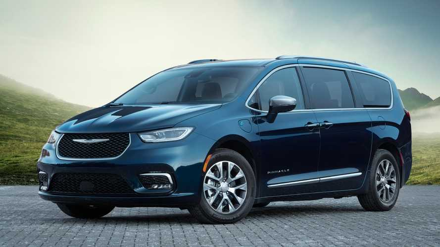 Chrysler Pacifica Hybrid Sees Fewer Choices, Higher Prices For 2022