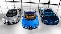 Rekord-Nachfrage: Das Ende des Bugatti Chiron naht