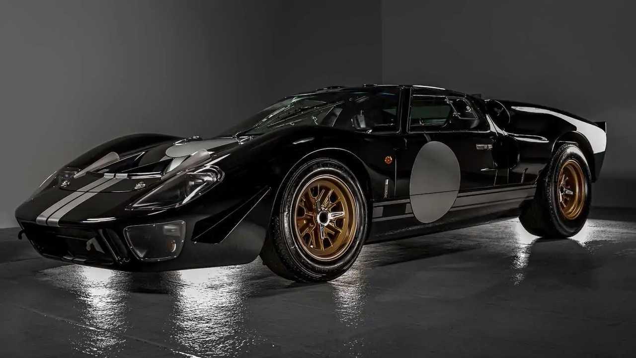 Ford GT40 bertenaga listrik bakal hadir.
