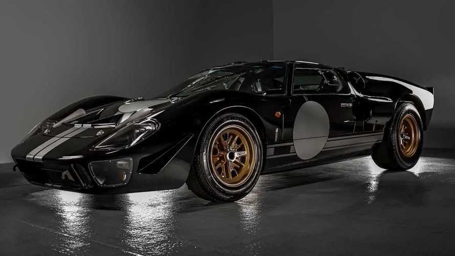 تعاونٌ بين سوبرفورمانس وإيفيراتي لإنتاج فورد GT40 كهربائية