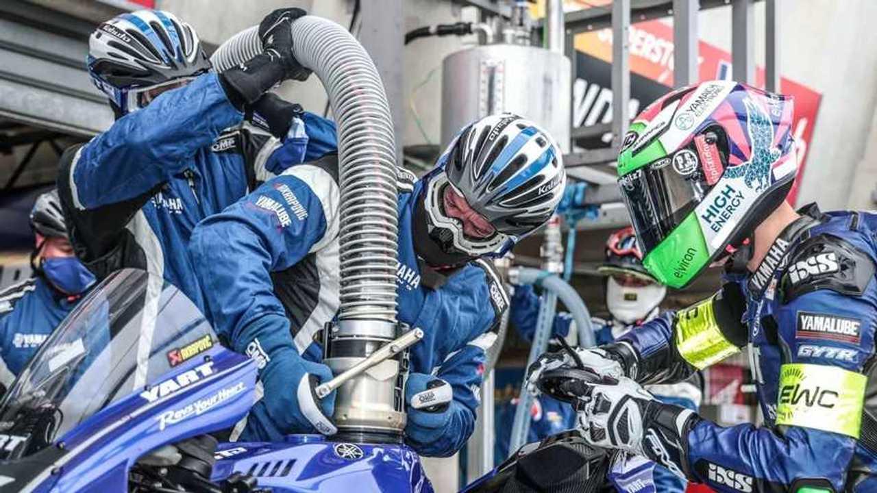 FIM EWC Fuel Quick Fill System Homologation