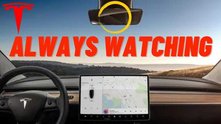 How Well Does Tesla's In-Cabin Driver-Monitoring Camera Perform