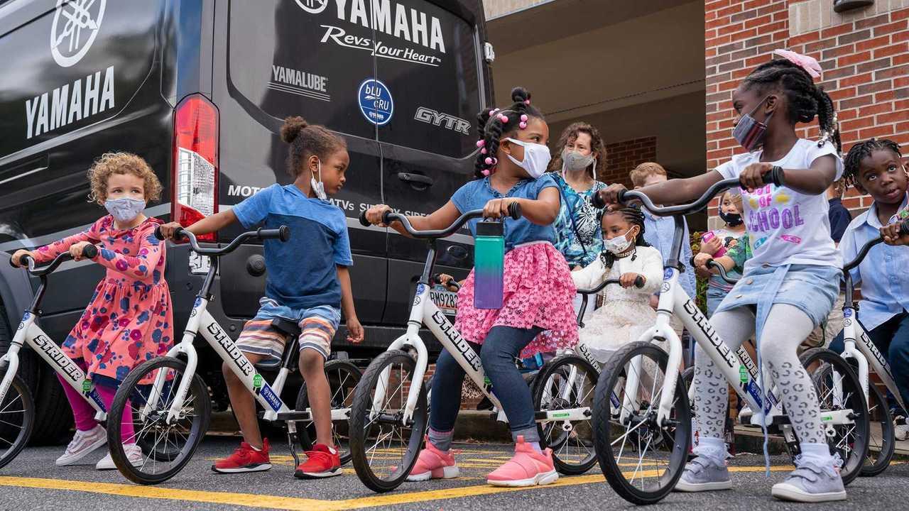 Yamaha All Kids Bike