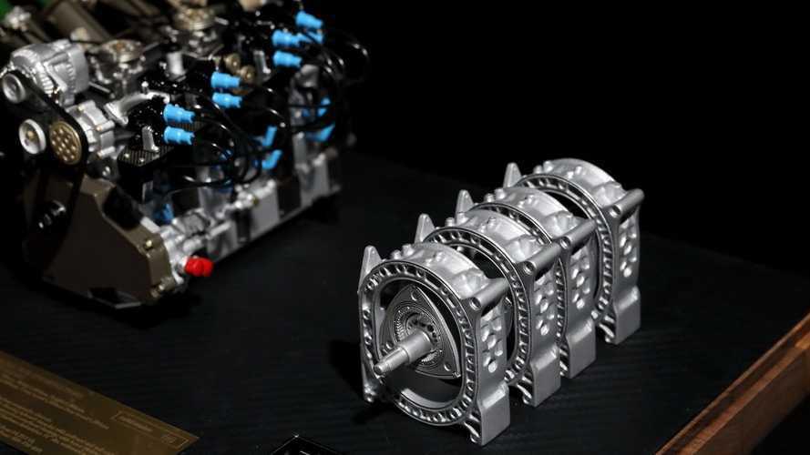 Il motore Wankel più piccolo al mondo è un vero pezzo da collezione
