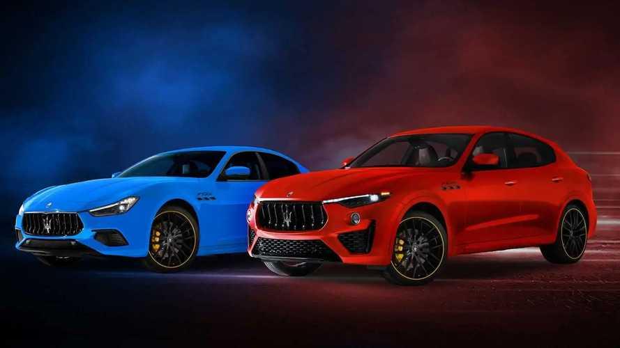 Maserati Ghibli, Levante F Tributo Models Arrive In North America