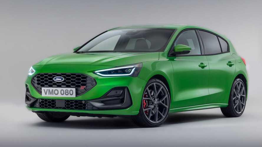 Ford Focus Facelift Terungkap, Ada SYNC 4 dan Mean Green ST-Line