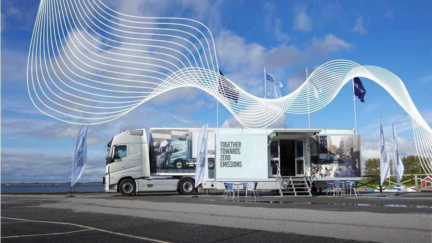 Volvo Trucks, una serie di eventi per il trasporto sostenibile