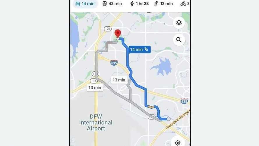 Google Maps recomendará por defecto la ruta más ecológica