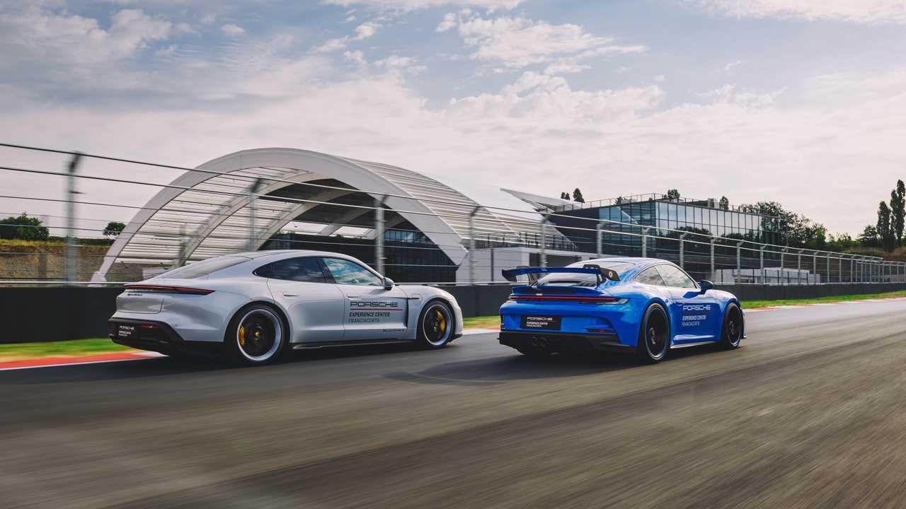 Inaugurato il Porsche Experience Center di Franciacorta